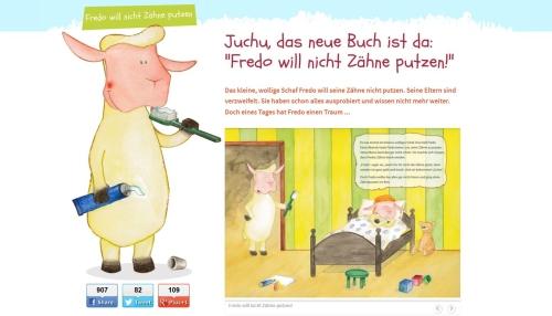 Fredo Kinderbuch
