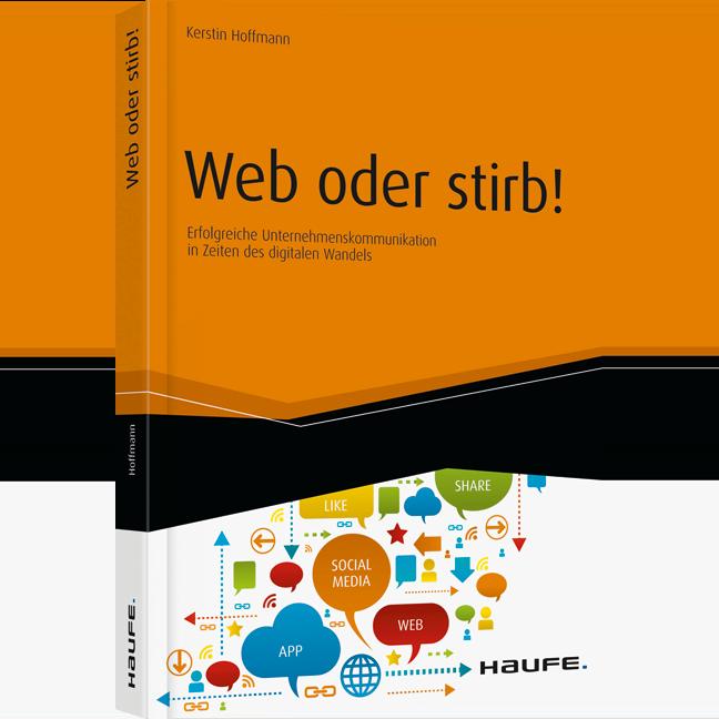 """Zur Buch-Website von """"Web oder stirb!"""""""
