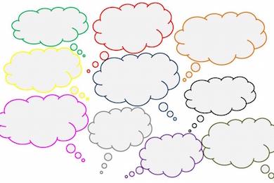 Hier geht es um Inhalte und echte Dialoge, nicht um Sprechblasen!