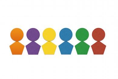 Sechs verschiedene Typen, unterschiedliche Bedürfnisse, aber ein gemeinsames Interesse: Durch die Weitergabe von Information für sich und andere Nutzen stiften.