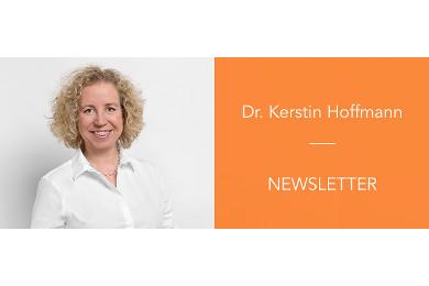 Der neue Newsletter von Kerstin Hoffmann