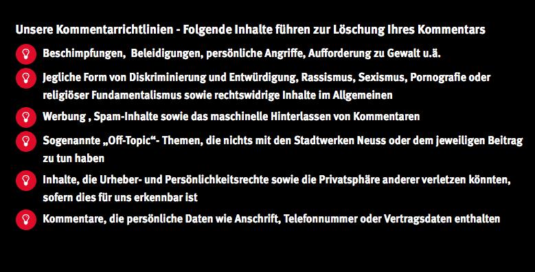 Quelle: https://www.stadtwerke-neuss.de/stadtwerke-magazin/spielregeln