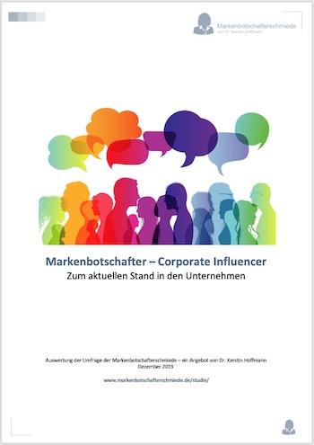 Markenbotschafter-Studie