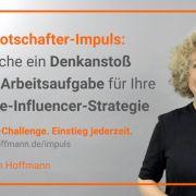 Markenbotschafter-Impuls: Titelbild der 1-Jahres-Challenge